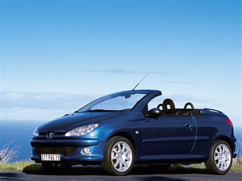peugeot 206 xt view of peugeot 206 2 0 xt hdi photos features
