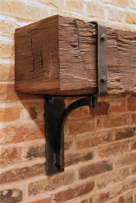 Mantle Brackets, detail, by Maynard Studios. www