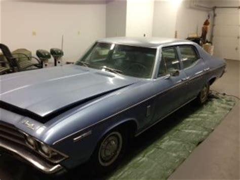 1969 Chevelle 4 Door For Sale by Buy Used 1969 Chevrolet Chevelle 300 Deluxe Sedan 4 Door 4