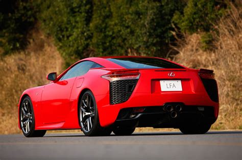 lfa lexus red lfa in red lexus is forum