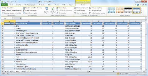 tutorial excel 2010 base de datos importar datos desde dbase a excel excel total