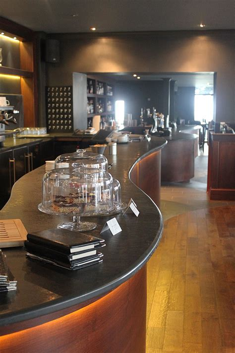Photos of Commercial Slate Work Tops, Bar and Restaurant