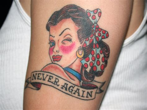 never again tattoo never again x files tribute by unessential on deviantart