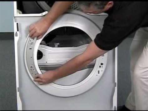 Reversible Door Front Load Washer Reversing The Door Samsung Front Load Dryer Dv9000 More Related
