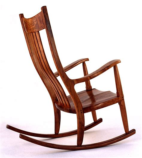 rocking chair bench wood rocking chair plans free