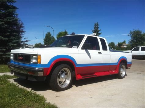 levi s 1991 gmc s15 extended cab in deer alberta