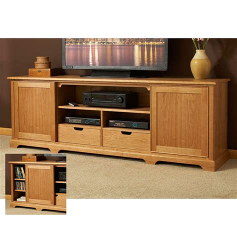 component ready flat screen media center woodworking plan