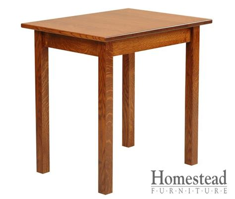 mission  table  drawer woodworking projects plans