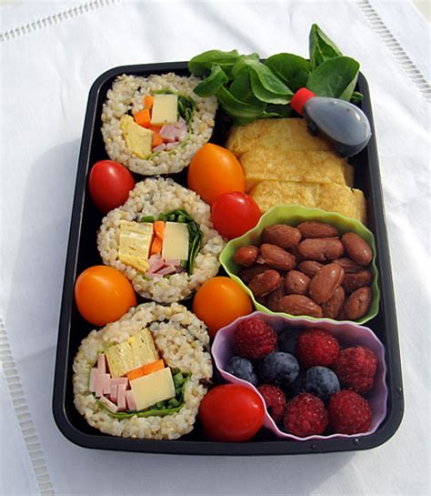 Sushi Without Mat by A Sushi Roll Bento Plus How To Make Sushi Rolls Without A Sushi Mat Just Bento