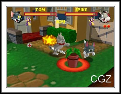 Tom And Jerry Full Version Games Free Download For Pc | tom and jerry in fists of furry pc full version game free