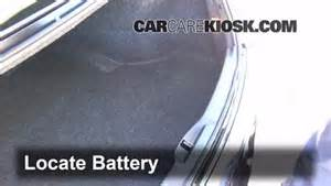 Chrysler 300 Battery Location How To Clean Battery Corrosion 2011 2014 Chrysler 300