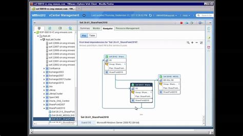 video tutorial vmware video tutorial vmware vcenter infrastructure navigator