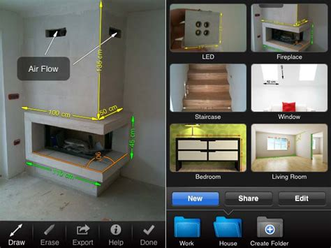 app for measuring rooms the 8 best android iphone and apps for remodelers capterra