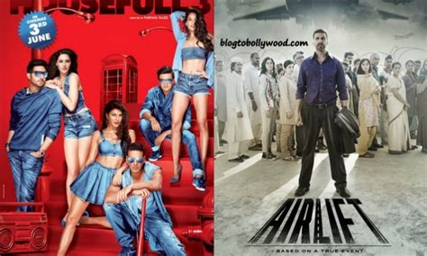 box office 2016 airlift first week box office collection housefull 3 failed to