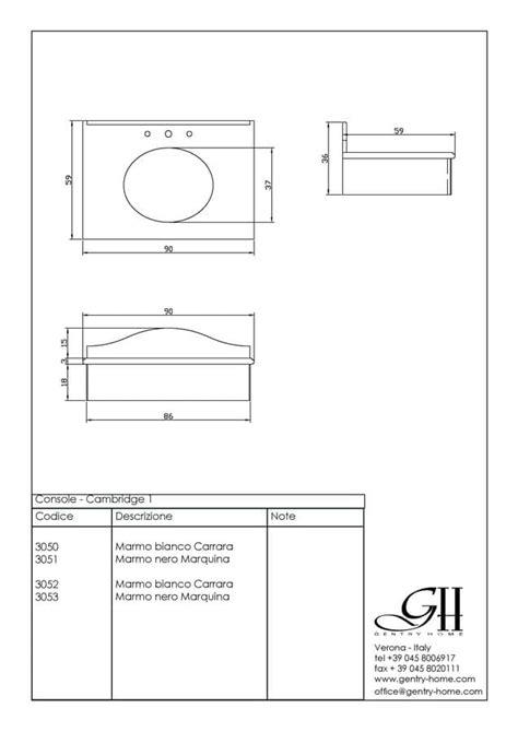 mobili console consolle in marmo stile classico idfdesign
