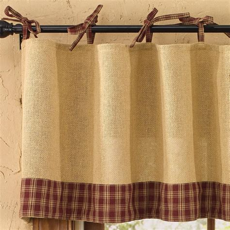 Where Can I Buy Kitchen Curtains Burlap Fabric Curtains Www Imgkid The Image Kid Has It