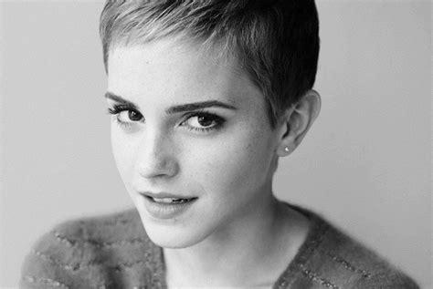 she cut her hair very short cheap wedding gowns online blog emma watson