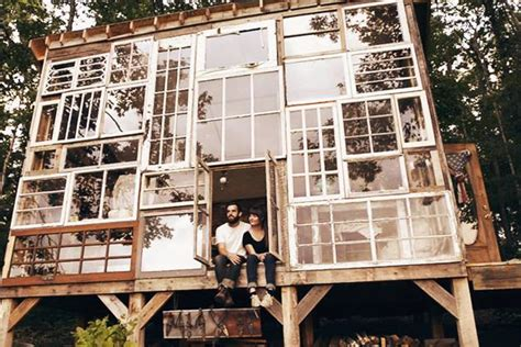 ideas  recycle  wood windows  green building