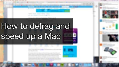defrag  mac    dont   macworld uk