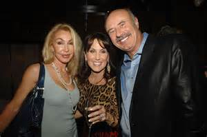 Phil mcgraw right and robin mcgraw 41st annual academy of country
