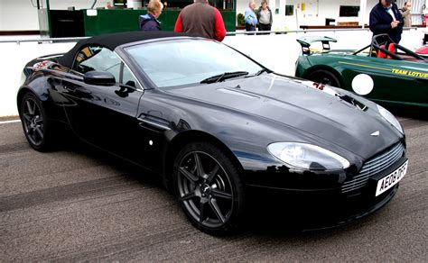 Aston Martin Roadster by Aston Martin V8 Vantage Roadster 2008 On Motoimg