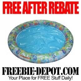 free after rebate color kiddie