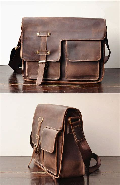 Simple Briefcase simple leather briefcase messenger bag leather laptop