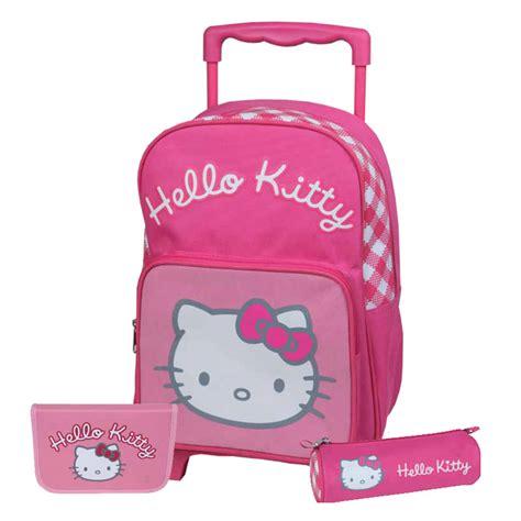 imagenes de hello kitty mochilas mochila con ruedas hello kitty pack