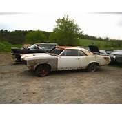 1967 Pontiac GTO 400 Project Car For Sale