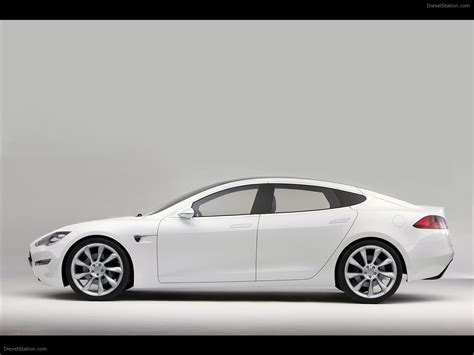 tesla model s concept 2010 tesla model s concept car wallpapers 08 of 16
