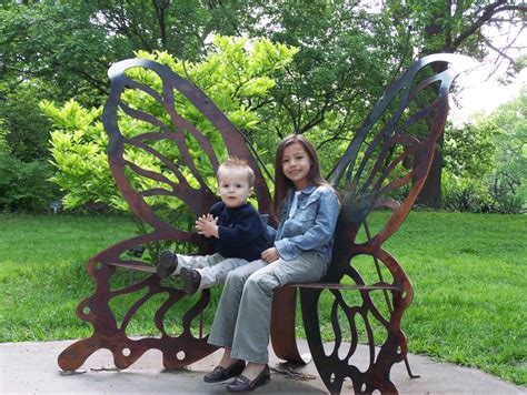 outdoor butterfly bench butterfly bench outdoor inspiration pinterest