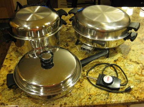 Oven Amway amway cookware set 7 pieces skillet oven
