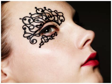 henna tattoo on face temporary for with on