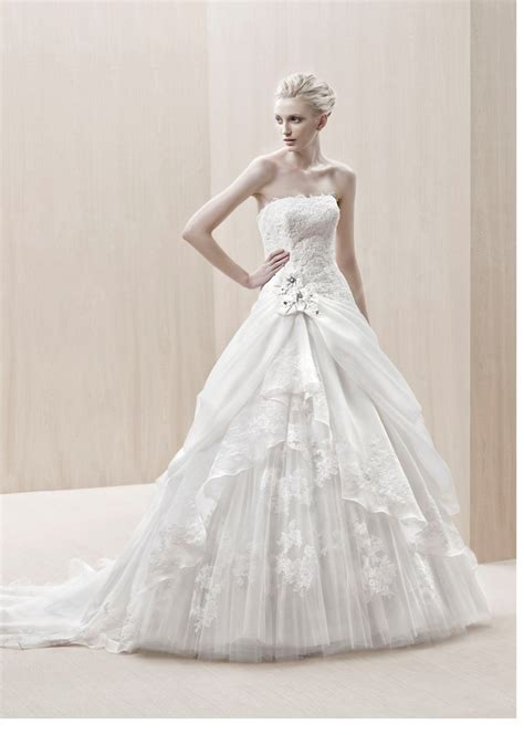my life is brilliant 187 most beautiful wedding dresses 2012