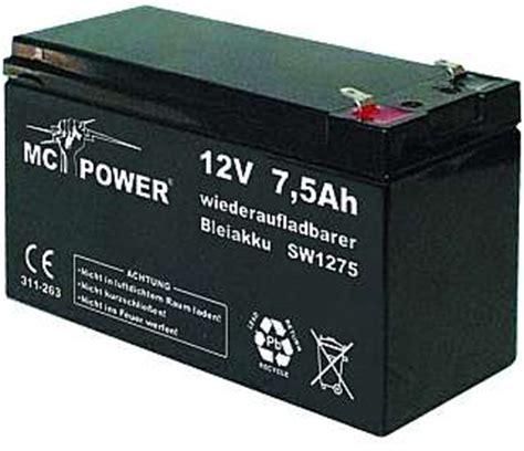 Accu Mobil 12 Volt batterijen en accu
