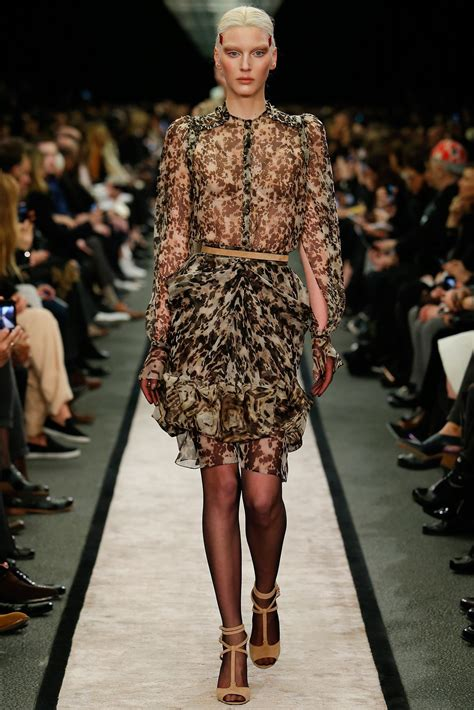 Givenchy Fashion Week by Givenchy Fall 2014 Ready To Wear Collection Photos Vogue