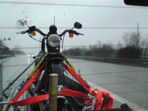 Motorrad Normaler Anh Nger by Beratung Echter Motorradanh 228 Nger Oder Quot Normalen Quot Kfz