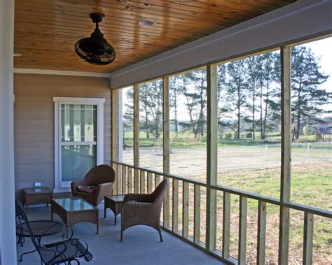 house plans with screened back porch house floor plans with screened porch