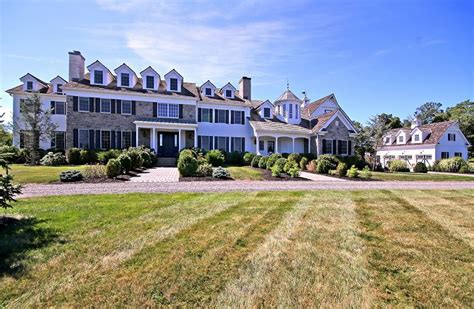 bedminster nj 3 9 million 11 000 square foot colonial mansion in