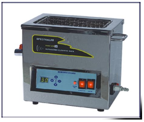 Ultrasonic Wave Detox Bath by Ultrasonic Sound Meter