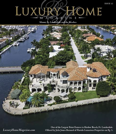 Home Magazine Miami | luxury home magazine launches a new publication in miami