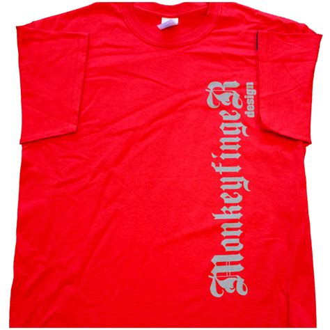 Loses Shirt While Performing Live 5 by Monkeyfinger Performance T Shirt Monkeyfinger Design