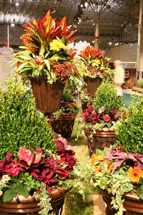 ta home and garden show chicago flower garden show takes fashionista turn home