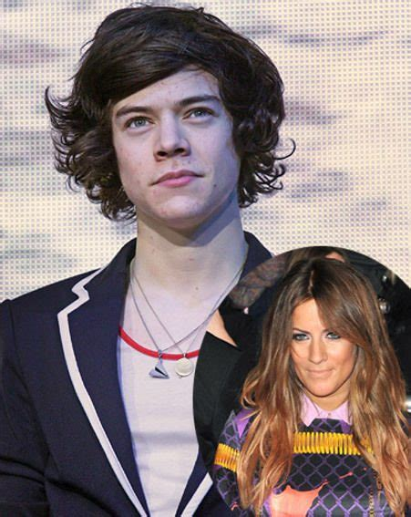 one direction s harry styles has been getting fitness tips harry styles and caroline flack might get back together in