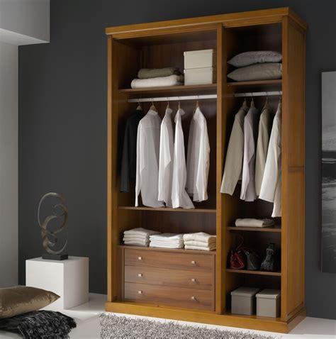 armarios interior interior armario t31 y t32 cerezo muebles dany
