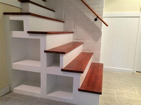 finish basement steps basements maryland home pros