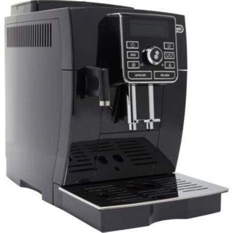 machine à café qui moud le grain 1130 l expresso broyeur delonghi ecam23 120 b s11 cafessimo