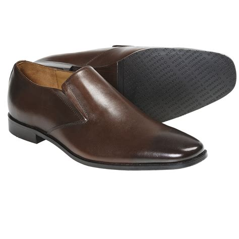 gordon kendall shoes leather slip ons for