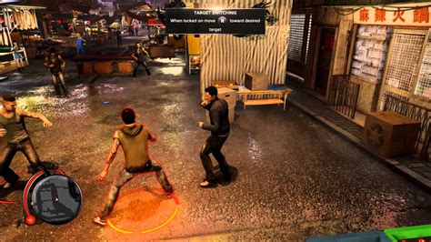 sleeping dogs sleeping dogs definitive edition ps4 gameplay nightmarket combat