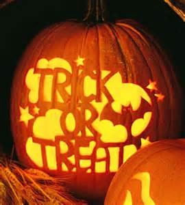 trick or treat pumpkin template be different act normal free pumpkin carving templates